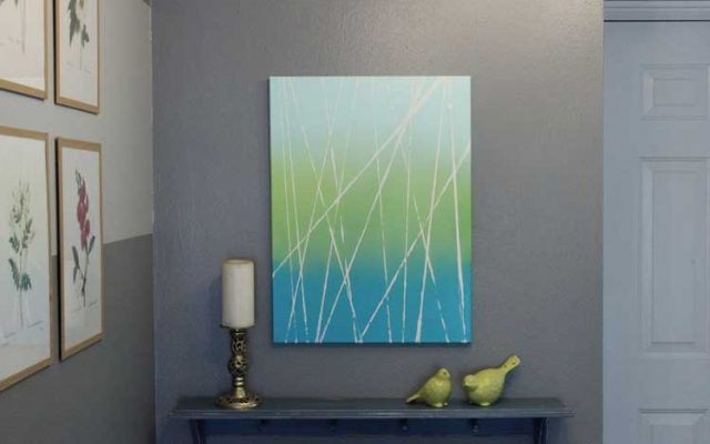Unik-Interior-Designs-Venture-Woodland-Hills-Westlake-CA-Arranging-Wall-Art