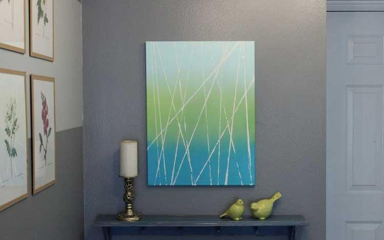 Arranging Wall Art - Unik Interior Designs - Woodland Hills, Westlake CA