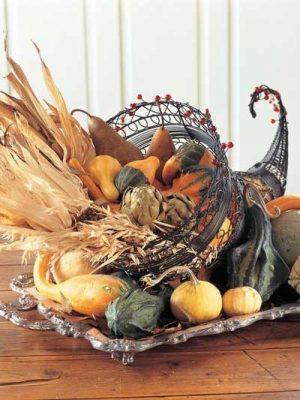 Unik-Interior-Design-Nika-Roback-Woodland-Hills-Ventura-Westlake-CA-Thanksgiving-Decorations